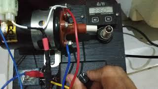 Platina pakai CDI DC test simulator (baca deskripsi)