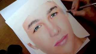 Drawing Austin Mahone