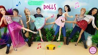 Consigue tu camiseta de SD AQUÍ https://goo.gl/nF8bh2 Dancing Dolls...