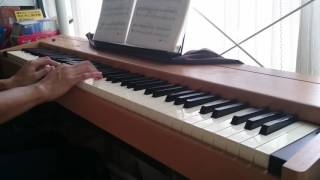 Theme of Mitsuha (Played by Piano)