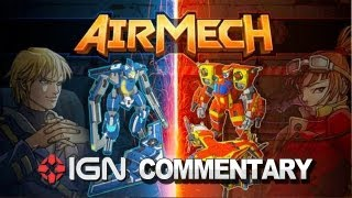 AirMech - IGN Gameplay Commentary