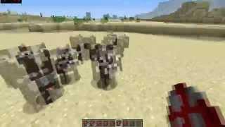MINECRAFT(1.8.3) COMMAND MOD #4-NOVAS TNTS SEM MODS (COMMAND BLOCK)