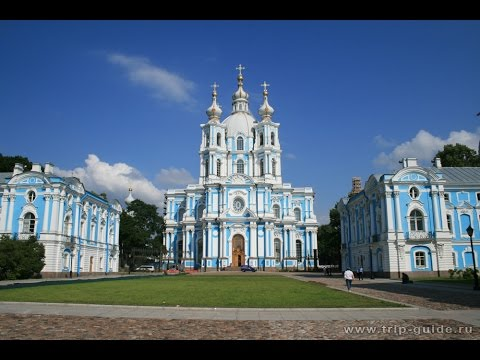Top 10 most beautiful places and attractions in Saint Petersburg (Russia) - TRAVEL GUIDE