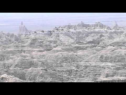 The Badlands of South Dakota. With commentary from Dixon.