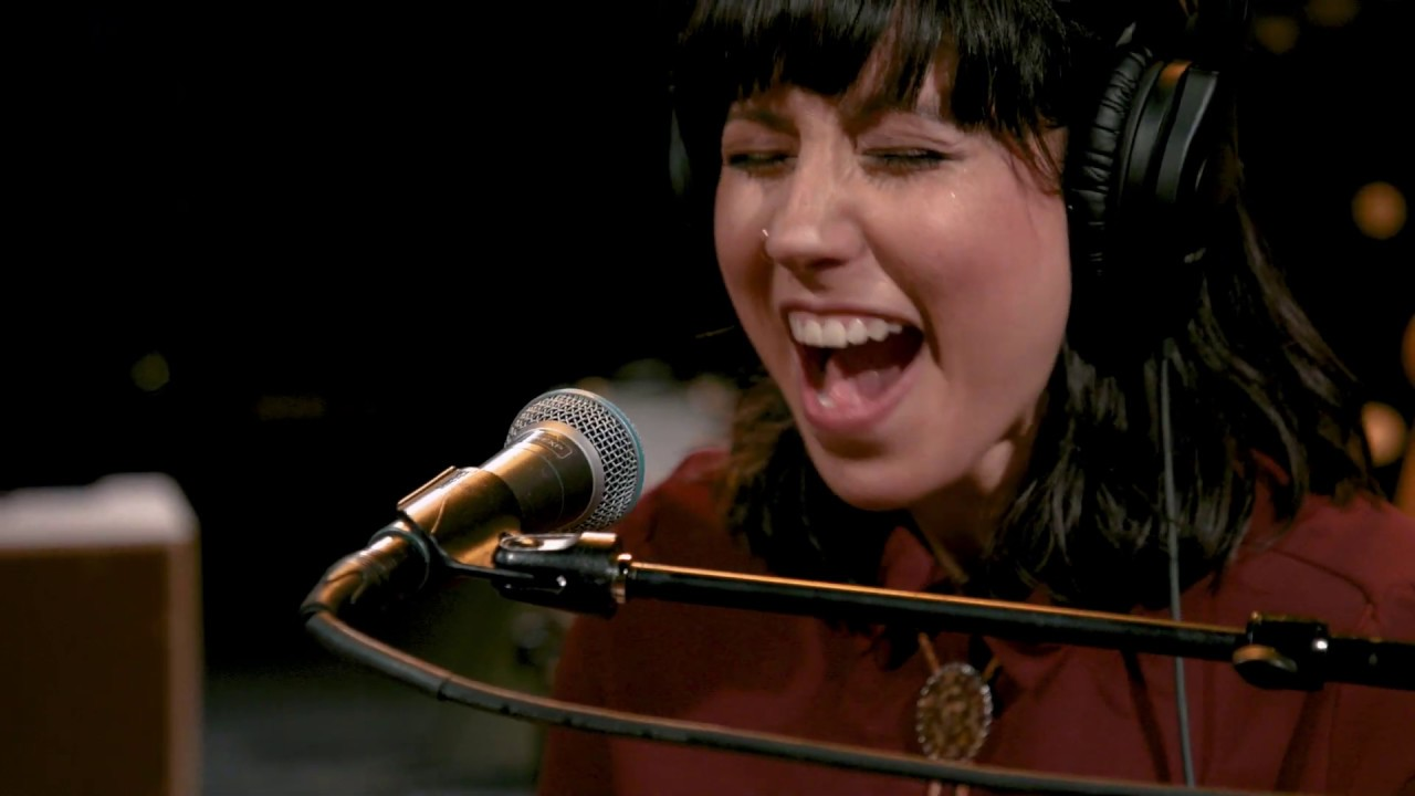 Jessica Dobson - Primetime (Live on KEXP)