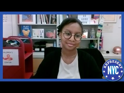 """Represent NYC: """"Every Voice Matters"""" Declares Teen Civic Engagement Intern Kaelin Motoasele"""