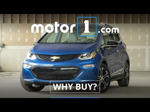 Why Buy? | 2017 Chevy Bolt EV Premier Review
