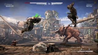 Mortal Kombat X 2017 PS4 pro