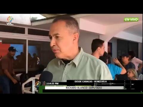 EN VIVO - Pronunciamiento Soy Venezuela