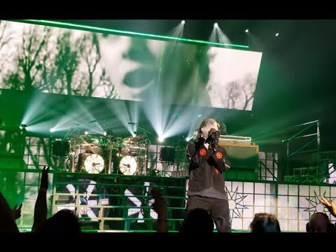 "SLIPKNOT play 1st live show for ""Knotfest Roadshow"" 2019 tour - setlist and video posted..!"