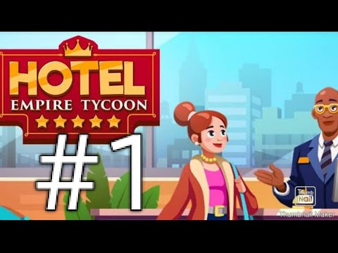 Hotel Empire Tycoon Ep 1 My Chef Resigned Youtube