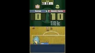 Raimon vs  Gemini Storm - Alius vs  Inazuma - Inazuma Eleven 2 Blizzard (Gameplay Video)