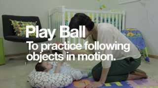 Kinedu | Baby Development: Play Ball