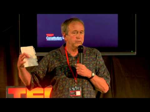 I'm Busy--and It's Not Just about Time: Chuck Darrah at TEDxConstitutionDrive 2013