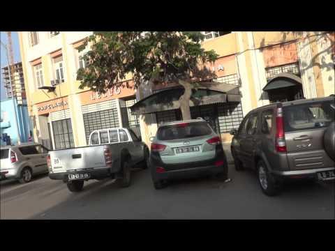 Luanda do Hotel Continental à marginal