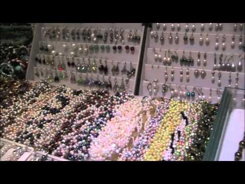 Shop 'Til You Drop in Yashow Clothing Market, Beijing.mov