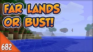 Minecraft Far Lands or Bust - #682 - Horn Goes Honk