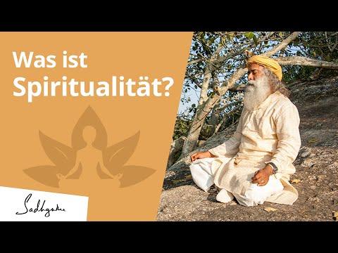 Was ist der Unterschied ziwschen Spiritualität und Religion?