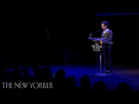 Malcolm Gladwell Discusses School Shootings | The New Yorker Festival