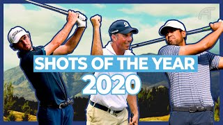 Top 40 Golf Shots of The Year (so far)   Best of 2020