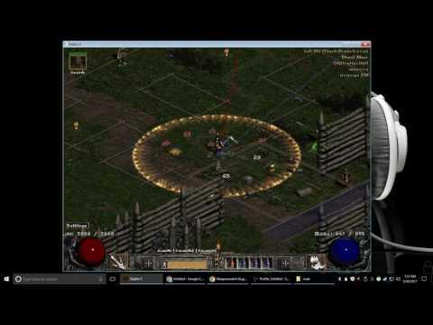 diablo 2 weapon switch bug/glitch