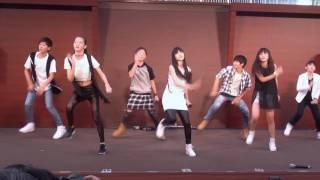 buddy?step(バディーステップ)「アシタノヒカリ (AAA)」2016/08/13 エイベックス・チャレンジステージ