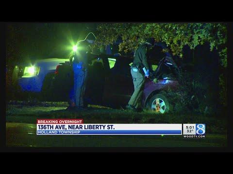 Deputies: Man killed, woman injured in Holland Twp. crash