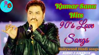 90's Evergreen Romantc Songs// Best of Kumar Sanu