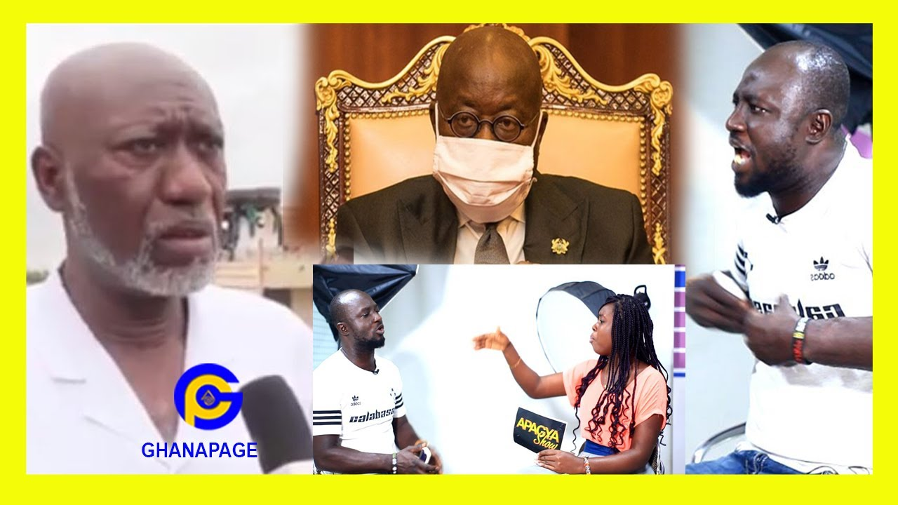 I'm more powerful than Abraham in the bible,my prayers can cure C0V!D-19-St. Sark warns gov't to...