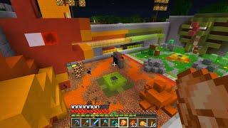 Etho MindCrack SMP - Episode 182: Chasm Jump or Bust
