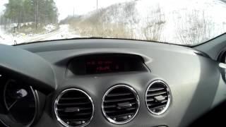 Peugeot 308 : полезные функции