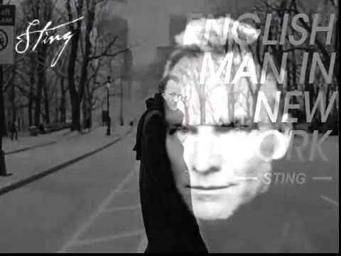 Sting Englishman In New York Audio Flac