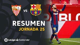 Resumen de Sevilla FC vs FC Barcelona (0-2)