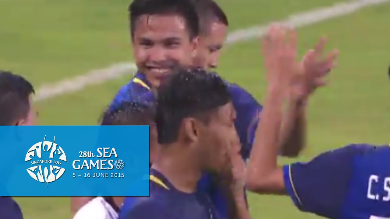 Video: U23 Thái Lan vs U23 Brunei