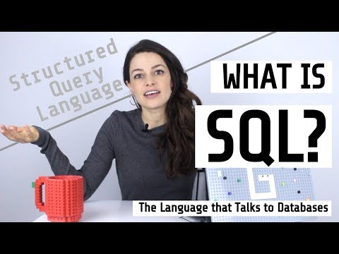 What Is SQL? [in 4 Minutes For Beginners]