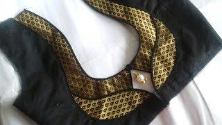 easy blouse designs