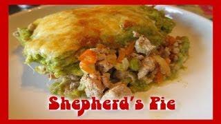Shepherd's Pie ❤ Quick & Easy Recipe By Rocky Barragan