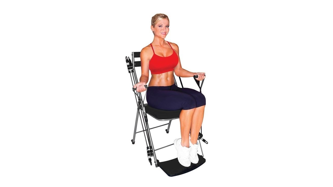 multi gym chair office vietnam fitness full body slimming toning workout