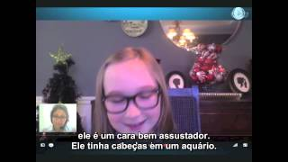 The Walking Dead Brasil Entrevista - Meyrick Murphy (Meghan Chambler)
