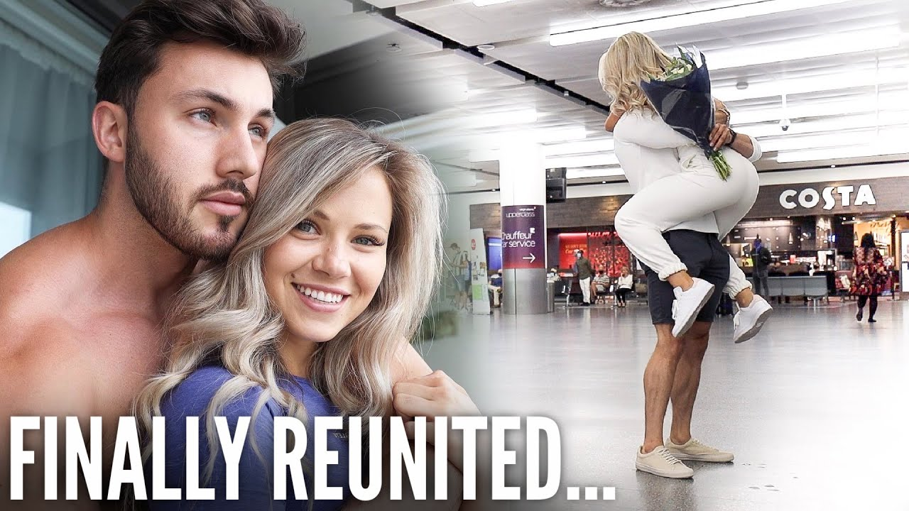 MY CANADIAN GIRLFRIEND FLEW TO ENGLAND TO BE WITH ME...