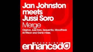 Jan Johnston meets Jussi Soro - Merge (Genix Remix)