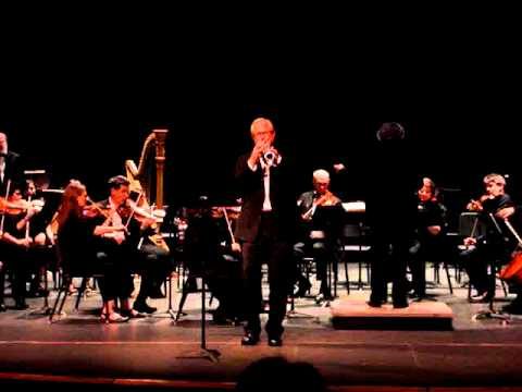 Prayer of Saint Gregory  Alan Hovhaness  Trumpet and orchestra