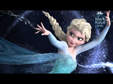 Disney's FROZEN Movie: Elsa is HOT (Dad Can't Let It Go) | The Mark Kaye Show