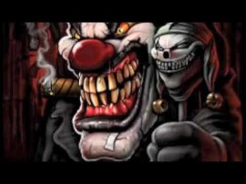 Miedo A Los Payasos Psycho Circus Scare Clown Youtube