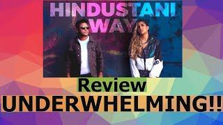 A R Rahman X ANANYA HINDUSTANI WAY REVIEW Official Team India Cheer Song For Tokyo 2020