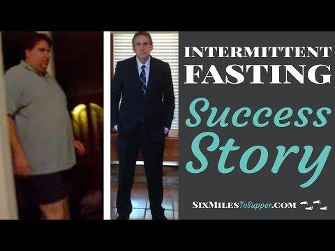 Intermittent Fasting Success Story with Joe Holman