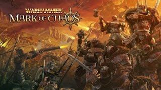 Warhammer Mark of Chaos Игрофильм