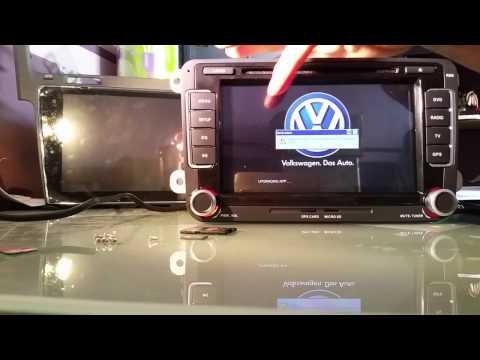 Autoradio Multimedia mise a jour