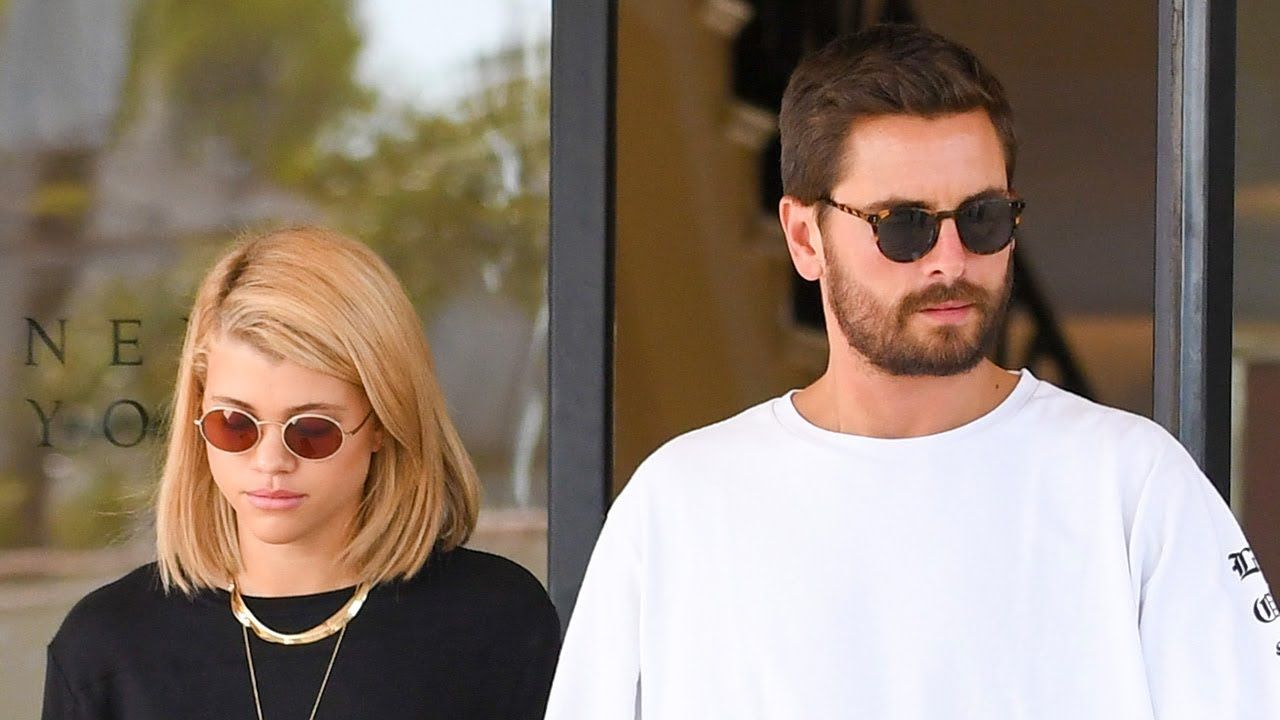 Scott Disick and Sofia Richie make their love official
