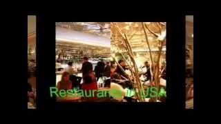 Restaurants in USA - 3 star michelin restaurants in usa - fast food restaurants in usa